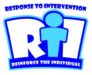 response to intervention - reinforce the individual